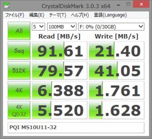 PQI_MS10U11-32_Benchmark