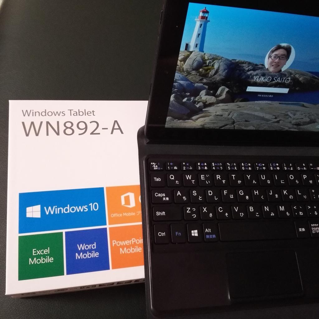 Windowsタブレット WN892-A