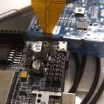 [IoT] Quectel BG96 評価ボード(RAK製) の SIM Slot 接点ピンを破壊してしまったので修繕準備