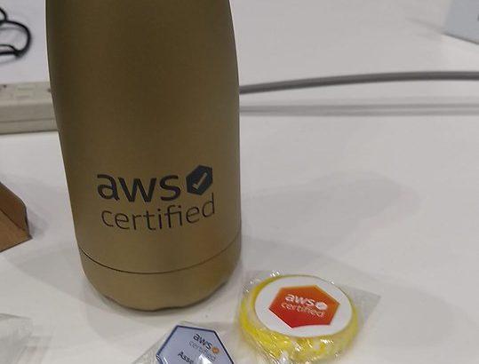 AWS Summit Tokyo 2019 – AWS認定者ラウンジで寛ぐ