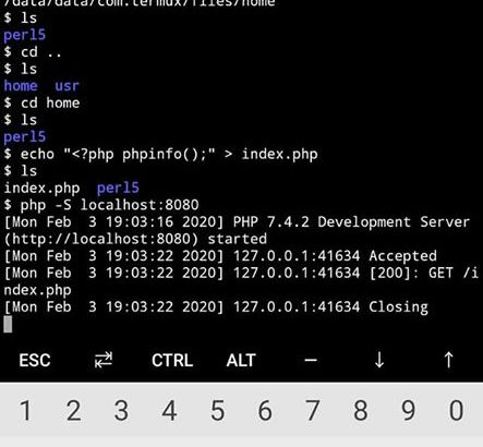 [ICT] Termux on Android