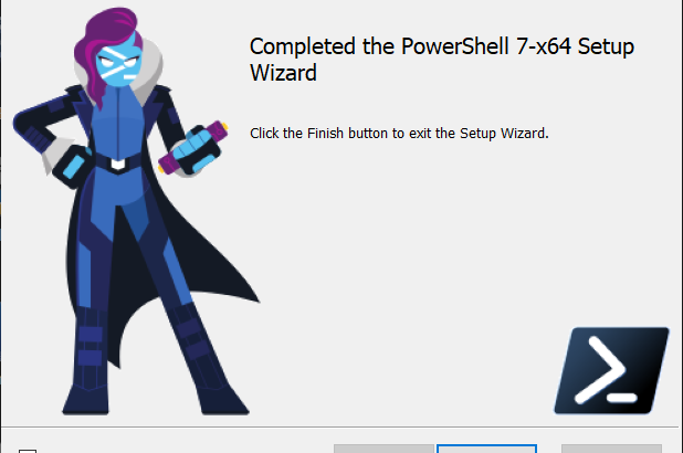 [Windows] PowerShell 7.0.2 を導入してみた。